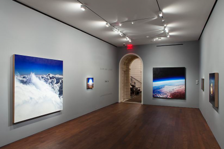 Damien Loeb, SOL-D (Installation View), via Acquavella