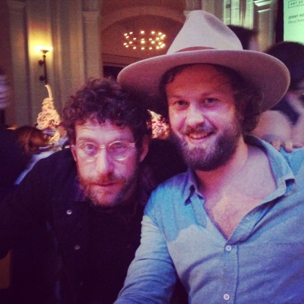 Dustin Yellin and Oliver Clegg, via Art Observed
