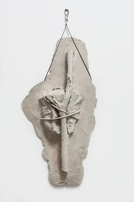 Giuseppe Penone, Germination (2005), via Marian Goodman