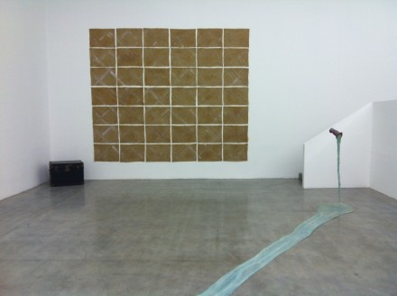 Heidi Bucher (Installation View) via Osman Can Yerebakan