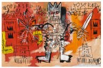Jean-Michel Basquiat, Untitled (1981), via Wall Street Journal