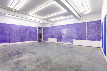 Jennifer Bornstein (Installation View), via Gavin Brown's