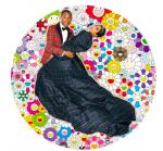 Pharrell Williams by Takashi Murakami, via Art Newspaper