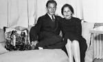 Salvador Dali and Gala Eluard, via The Guardian