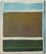 The Rothko in question, via Wall Street Journal