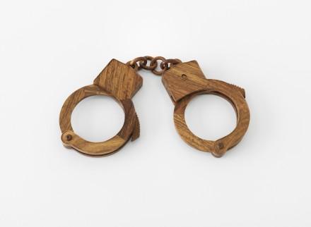 Ai Weiwei, Handcuffs (2012)