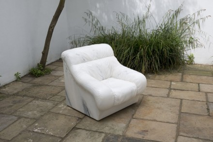 Ai Weiwei, Marble Couch (2011)
