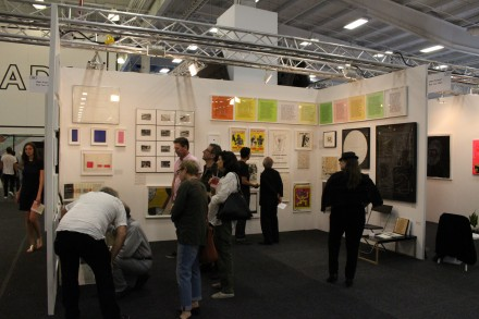Alden Projects booth