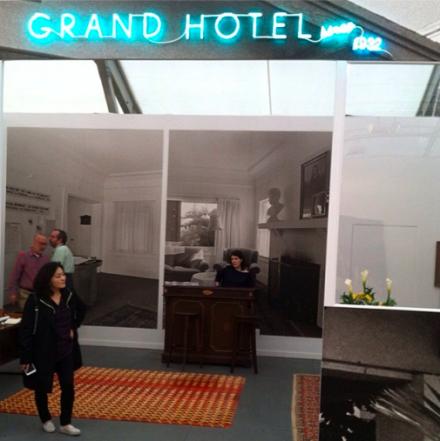 Al's Grand Hotel, via Art Observed