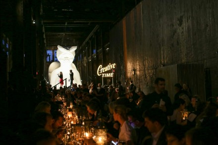 At Dinner, Photography by David Prutting, Courtesy of BFA
