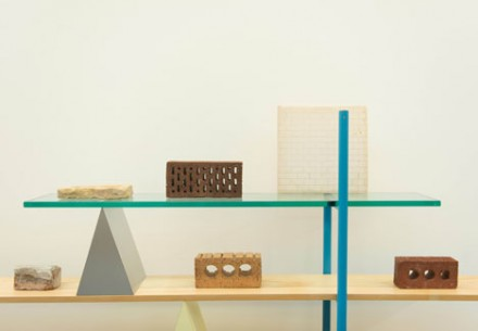Bookcase by Andrea Branzi and Objects Selected by Maki Suzuki. Courtesy of Serpentine Galleries