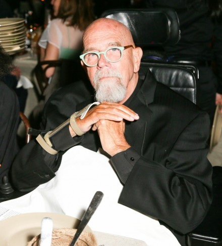 Chuck Close, Photography by David Prutting, Courtesy of BFA