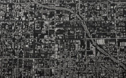 Damien Hirst, Hollywood via White Cube