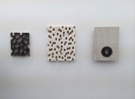 Donald Moffet at Marianne Boesky, via Art Observed