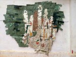 El Anatsui in Hong Kong, via New York Times