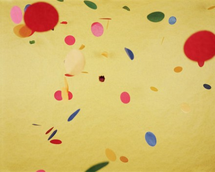 Gina Osterloh, Yellow Minimum via Francois Ghebaly