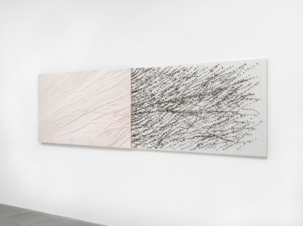 Giuseppe Penone, Pelle di marmo e spine d'acacia—Livia (2006)
