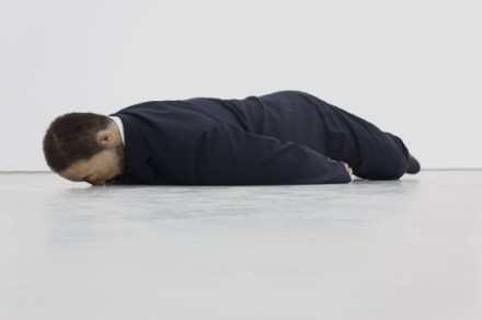 He Xiangyu, The Death of Marat, via White Space
