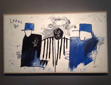 Jean-Michel Basquiat, Untitled (1981), via Art Observed