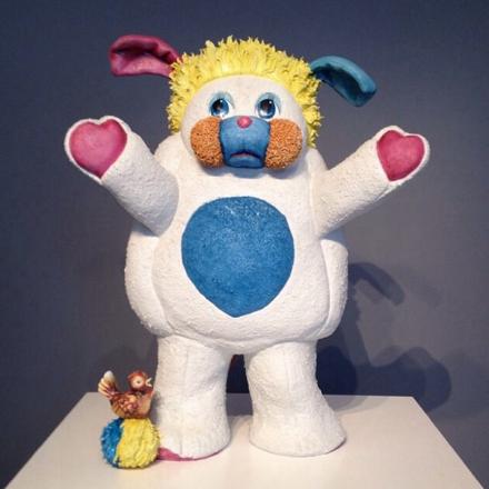 Jeff Koons, Popples (1988), via Art Observed