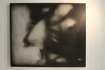 Jeff Zilm at the Journal Gallery, via Art Observed