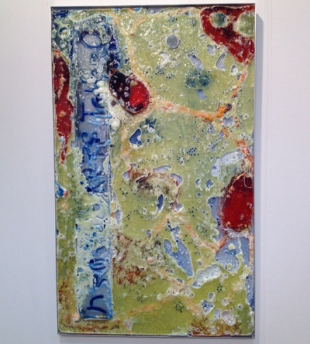 Jesse Greenberg at Loyal Gallery, via Art Observed