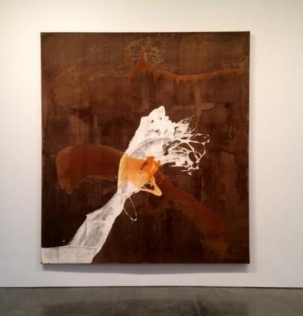 Julian Schnabel, Untitled (1990), via Art Observed