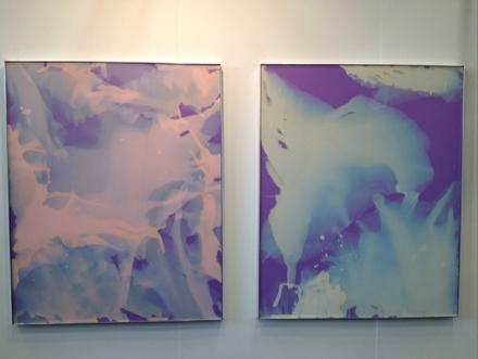 Kasper Sonne at The Hole, via Art Observed