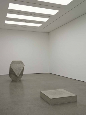 Miroslaw Balka, 00 x 100 x 20, TTT (2014), via White Cube