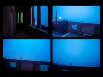 Nan Goldin, Fog, San Servolo, Venice (2010)