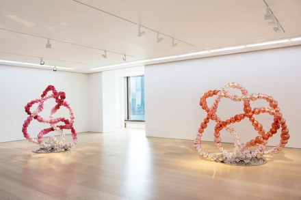 Jean-Michel Othoniel, Monumental Sculptures, (Installation View)
