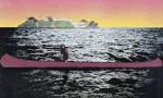 Peter Doig's Canoe – Island