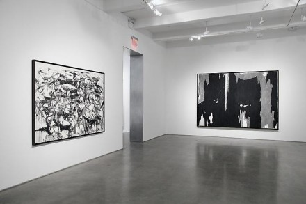 Robert Longo, Gang of Cosmos, Metro Pictures (Installation View)