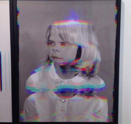 Sarah Cwynar at Cooper Cole, via Art Observed