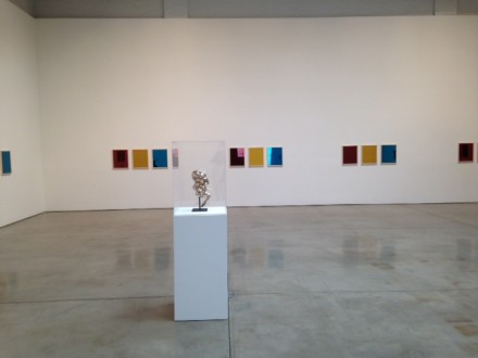 Sherrie Levine, Red Yellow Blue (Installation View) via Osman Can Yerebakan