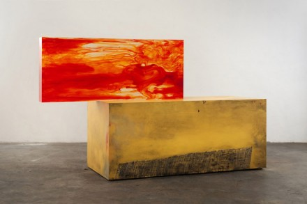 Sterling Ruby, ACTS/SOME RISE SOME REST, (2014), via Hauser and Wirth