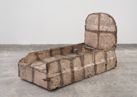 Sterling Ruby, TROUGH (2014), via Hauser and Wirth