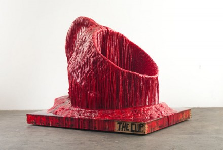 Sterling Ruby, The Cup via Hauser&Wirth