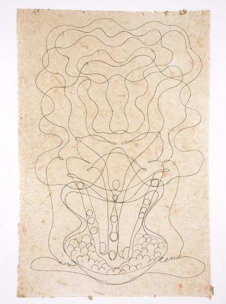 Tunga, Untitled (2013) via Osman Can Yerebakan