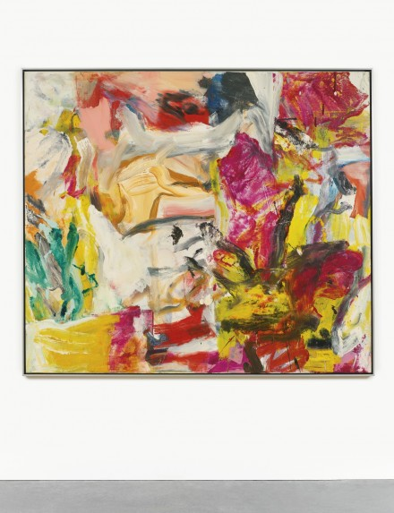 Willem de Kooning, Untitled (1975-1977), via Sotheby's