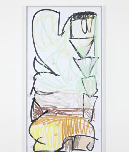 "Aaron Garber Maikovska, ""Untitled"" (2013) via Standard (Oslo)"