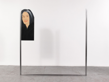 Alex Katz, Ada 2 (2013) via Gavin Brown's enterprise
