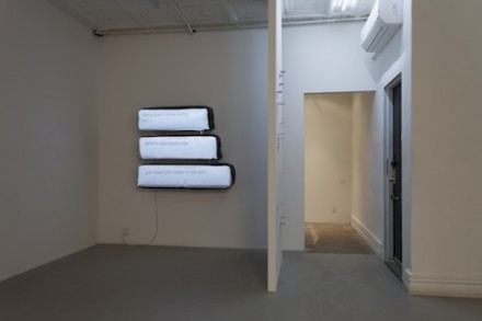Anicka Yi, Divorce (Installation View), via 47 Canal