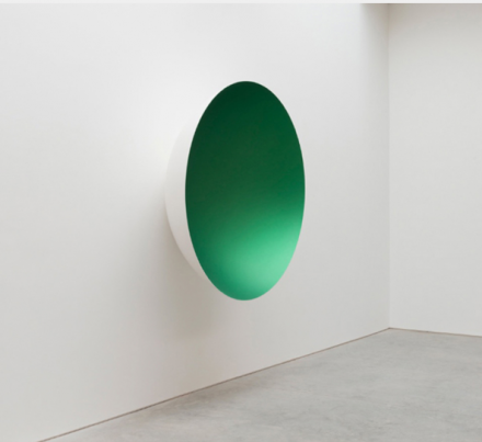 "Anish Kapoor, ""Untitled"" (2013) via kamel mennour"