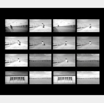 "Beryl Korot, ""Dachau 1974"" (1974) via bitforms gallery"