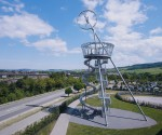 Carsten Höller Vitra Slide Tower, via Design Boom