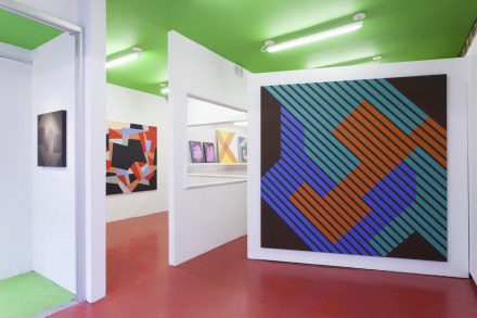 Elaine Lustig Cohen and Heman Chong, Correspondences (Installation View), all images courtesy P!