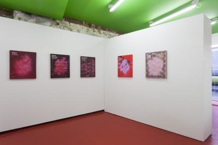 Elaine Lustig Cohen and Heman Chong, Correspondences (Installation View), via P!