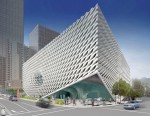 Eli Broad Museum Design, via New York Times