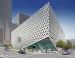 Eli Broad Museum Design, via New York Times
